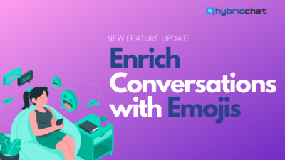Emoji Feature for Enriching Conversations