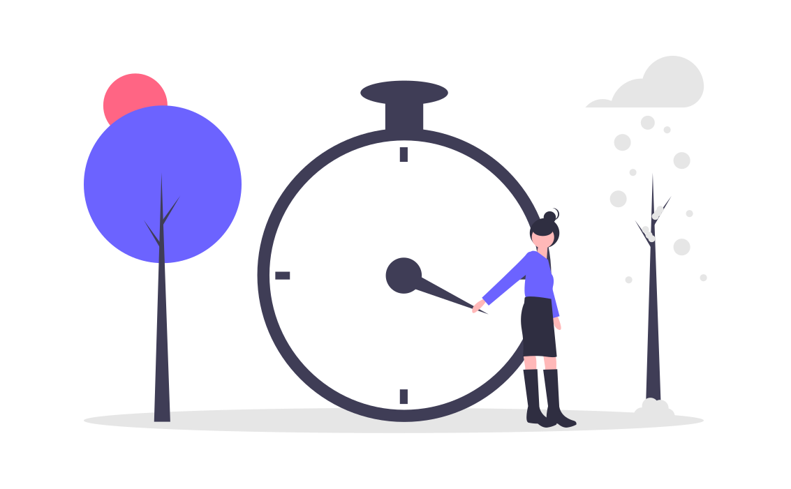 Response time in customer support