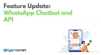 Feature Update: WhatsApp Chatbot and API